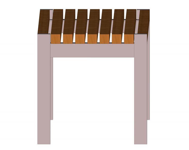 T2 Casa Bench